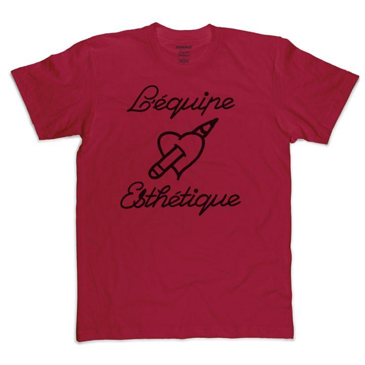 L'équipe Esthétique T-shirt