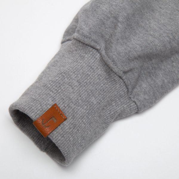 Stacked Type Sweatshirt