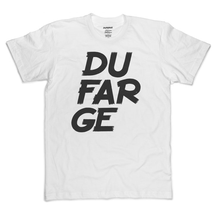 Stacked Type T-shirt