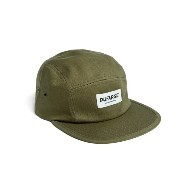 Dufarge World Domination 5 panel cap